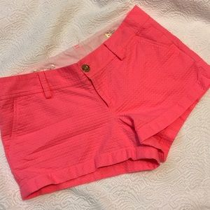 Lilly Pulitzer Walsh Shorts size 8